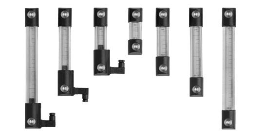 de nieuwe HCK serie oliepeilglazen van Elesa+Ganter